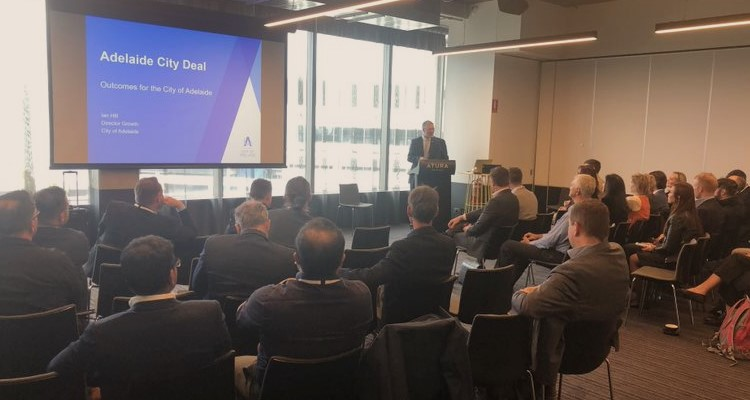 PA Forum Hears From Guest Speakers on the Adelaide City Deal