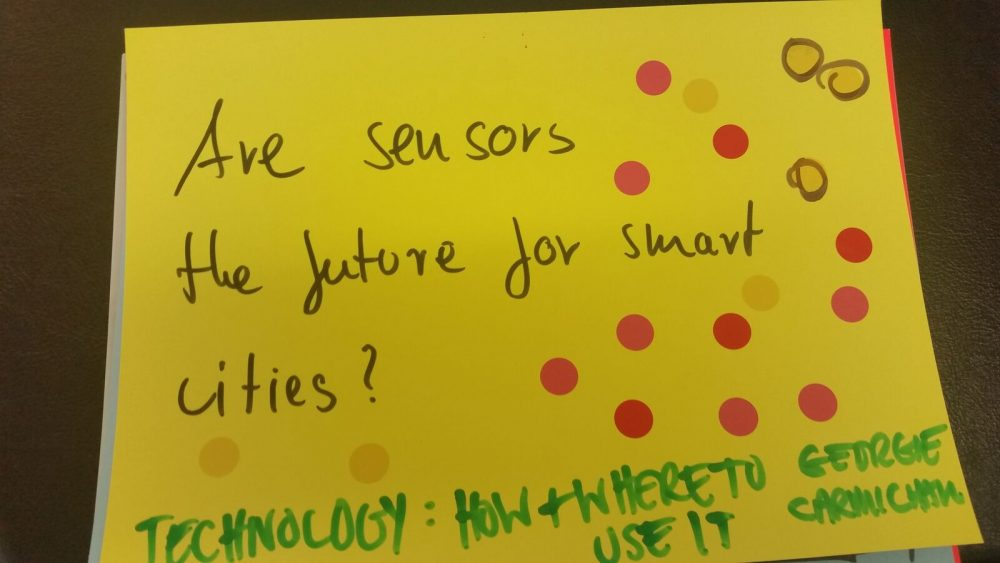 Are sensors the future for smart cities