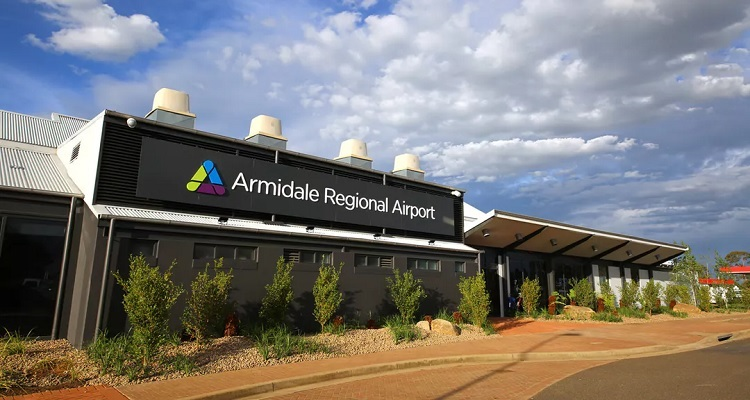Armidale Regional Airport introduces paid parking