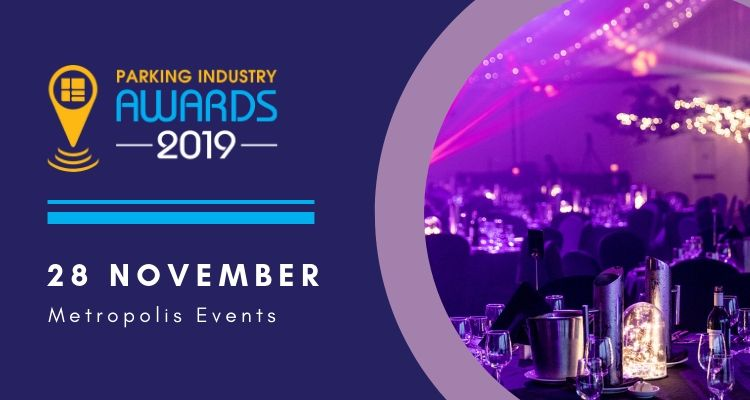 2019 Parking Industry Awards Dinner