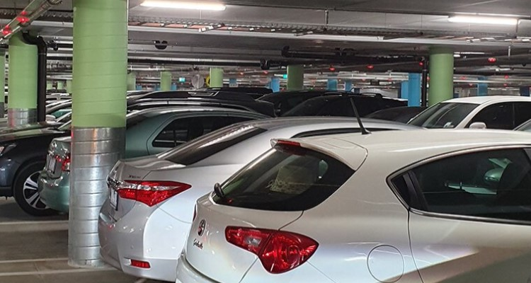 Smart Parking installs parking solution for world's most sustainable shopping centre