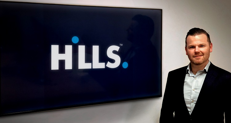 Hills drives sales in parking industry with new appointment