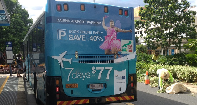 A problem worth solving: Cairns Airport Parking – Meet the Parkers Project