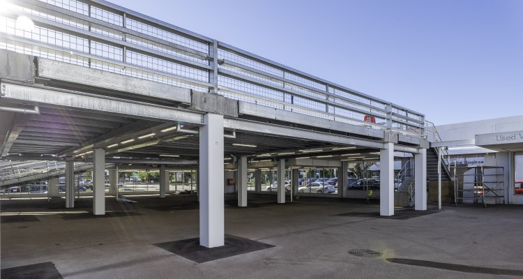 PARKD delivers first relocatable car park in Australia