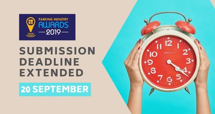 Deadline extended for 2019 Awards Submissions