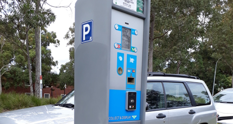 Upgraded Parking Solutions for City of Ryde