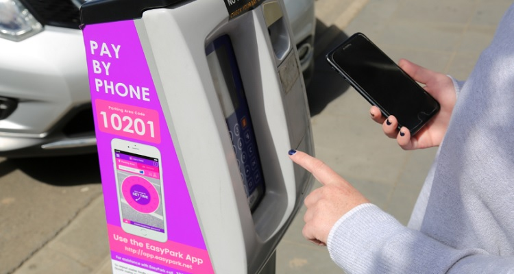 EasyPark Parking Meters Upgraded by Ararat Rural City Council