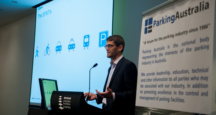 Demonstrating a New Approach to Parking Management – Jay Primus
