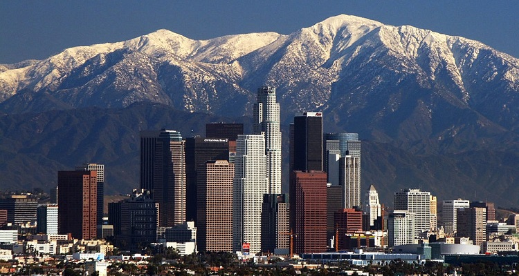 la_skyline_mountains