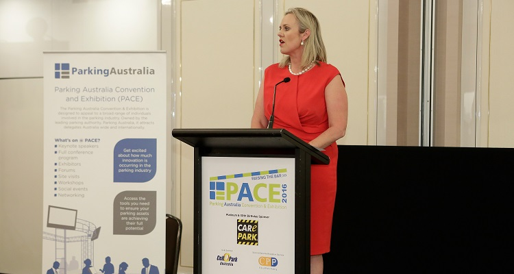 15th Parking Australia Convention and Exhibition (PACE 2016)