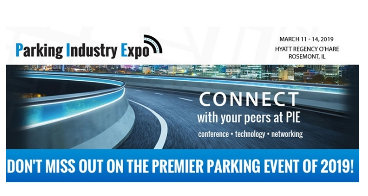 Parking Australia members receive $200 off registrations at PIE 2019