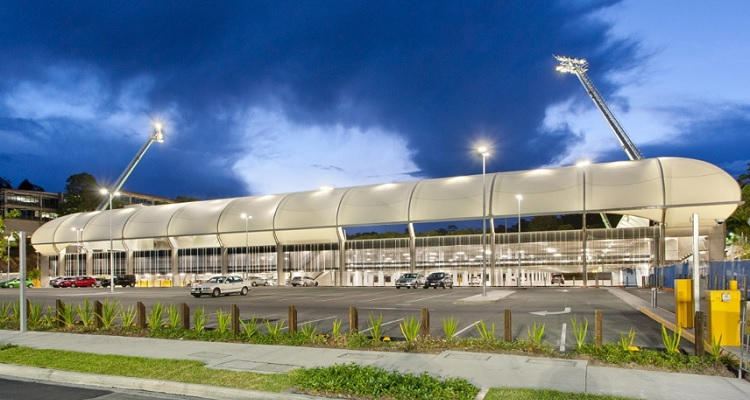 QUT's award winning Sportsfield Car Park – A case study in mixed-use design
