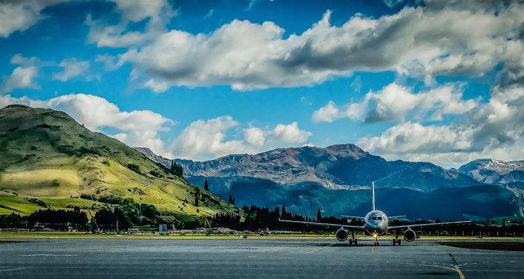 Smart Parking partners with Queenstown International Airport