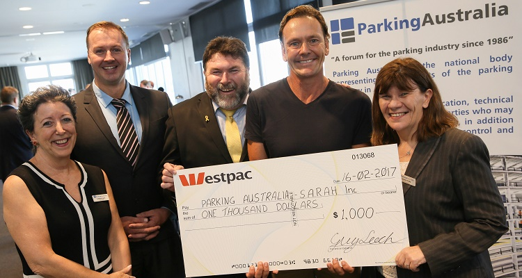 AED sales contribute $1000 to road safety charity SARAH