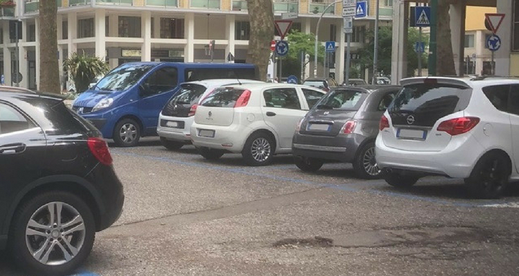 Nedap's sensors enable smart parking in Venice