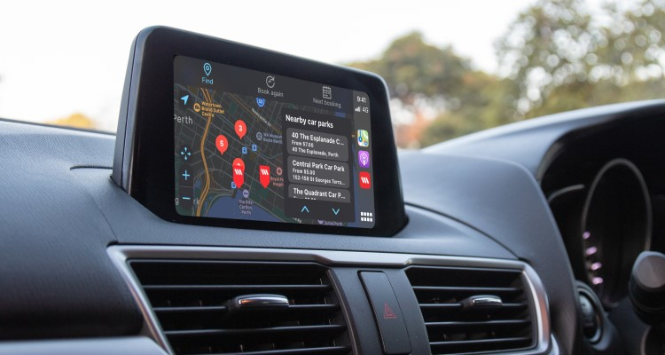 Wilson Parking launches Apple CarPlay app integration