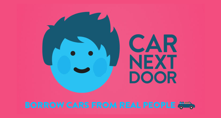 CAR NEXT DOOR: CHANGING THE WAY PEOPLE THINK  ABOUT CARS