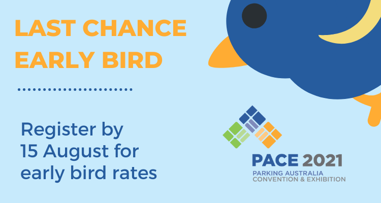 Last chance for early bird