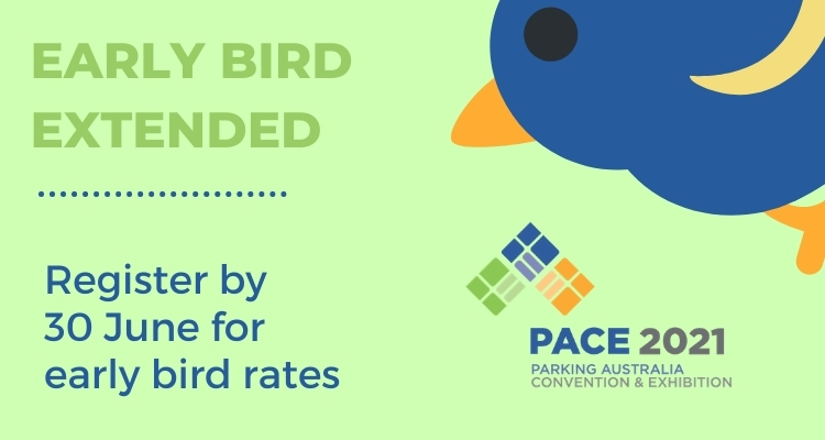 Early bird extended for PACE 2021