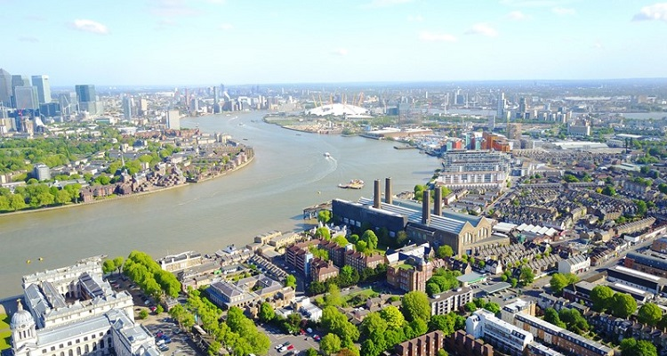 Smart Parking soon available for the historic Royal Borough of Greenwich UK
