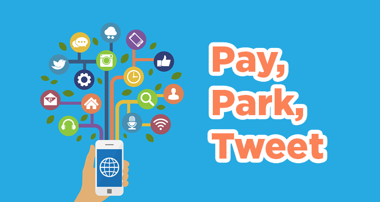 Pay, Park, Tweet – why you need a social media strategy